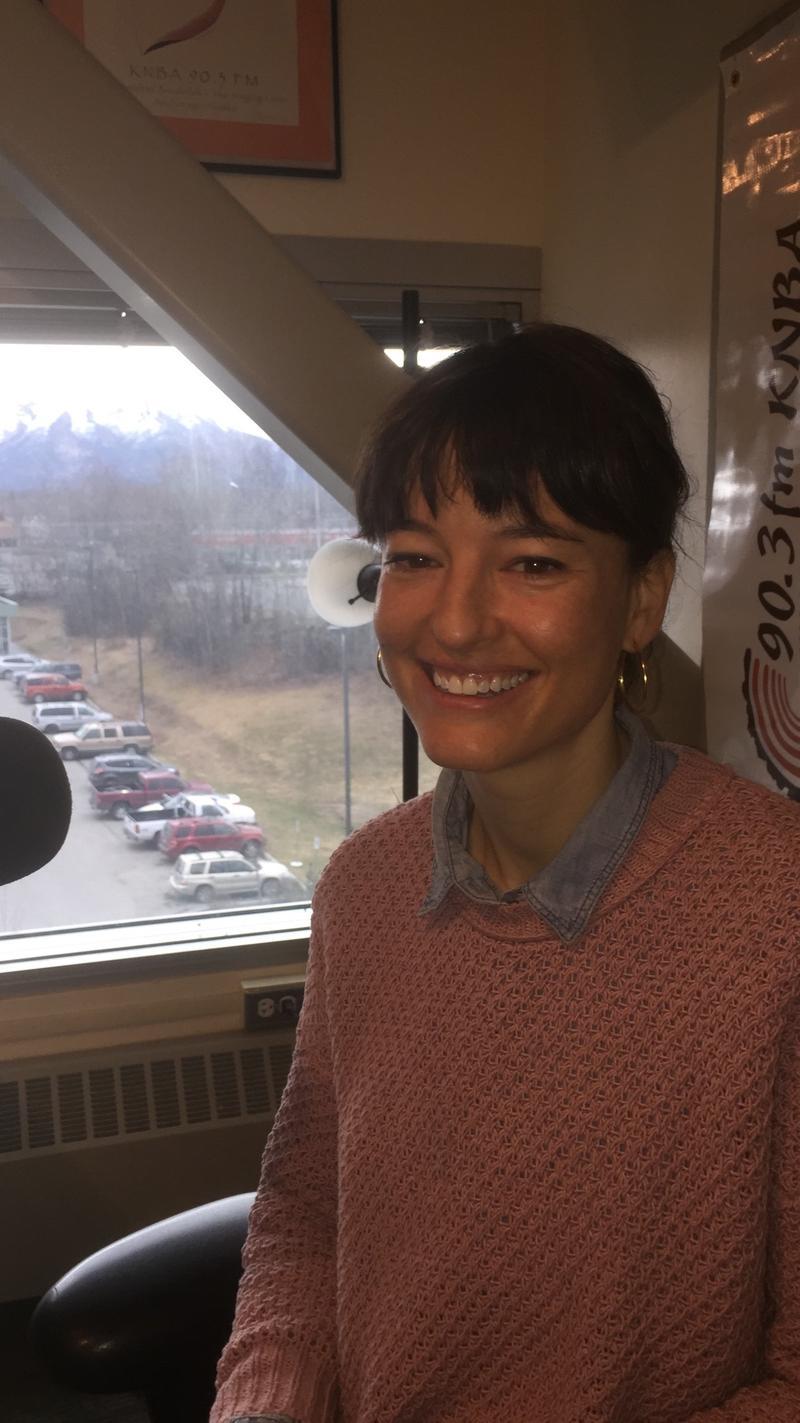 Francesca DuBrock, Guest Curator Anchorage Museum and Dia Del Sol Festival Organizer