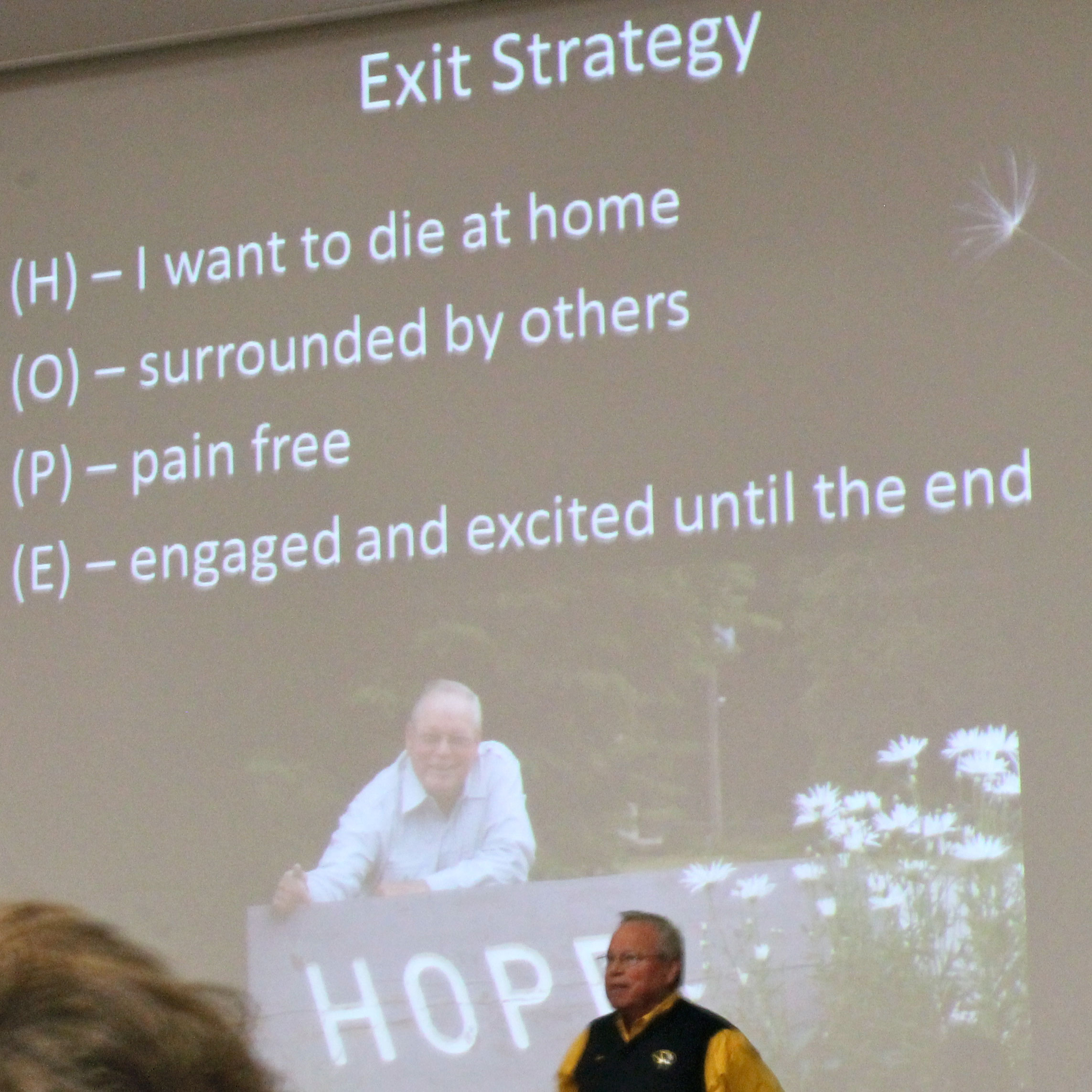 Coping With Death Quotes Facing Death Couple Develops Strategy While Coping With Cancer  Kbia