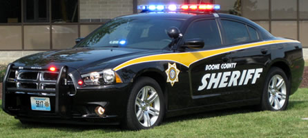 Boone County Sheriffs Office - Keshowazo