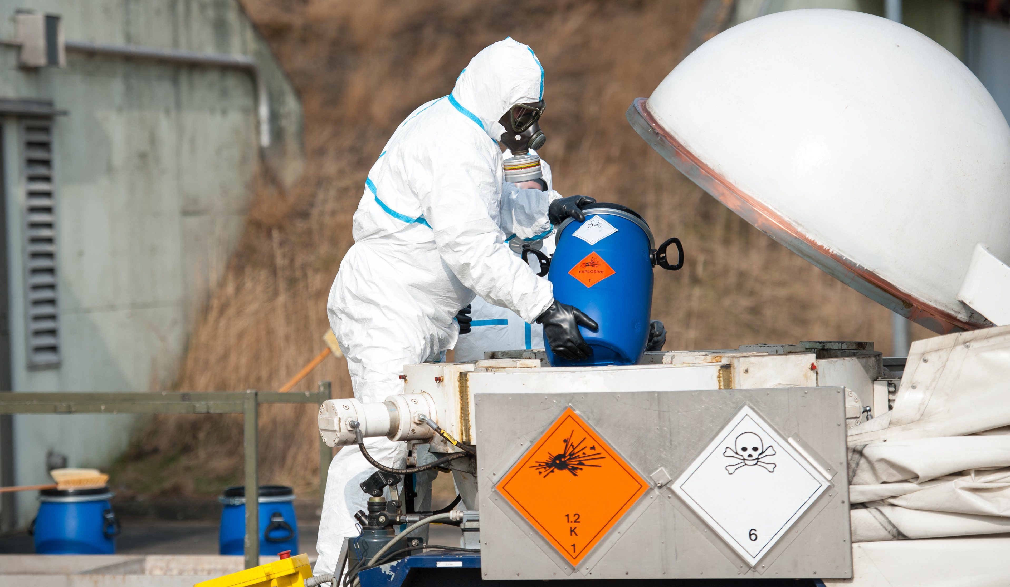 tokyo terrorism the use of chemical weapons Biological and chemical reduce us vulnerability to biological and chemical terrorism of the biological weapons programs of the.