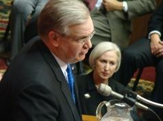 Jay Nixon at State of the State Address 2010