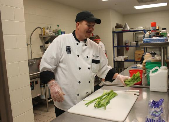 douglass chef