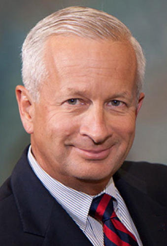 St. Louis businessman John Brunner entered Mo. Senate race Monday.