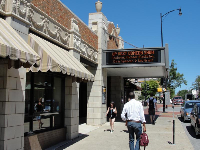 The Missouri Theatre