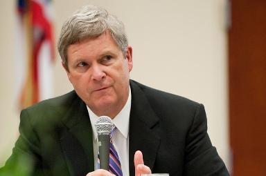 Agriculture Secretary Tom Vilsack.