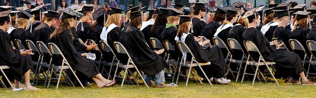 New data on high school graduation rates have been released.