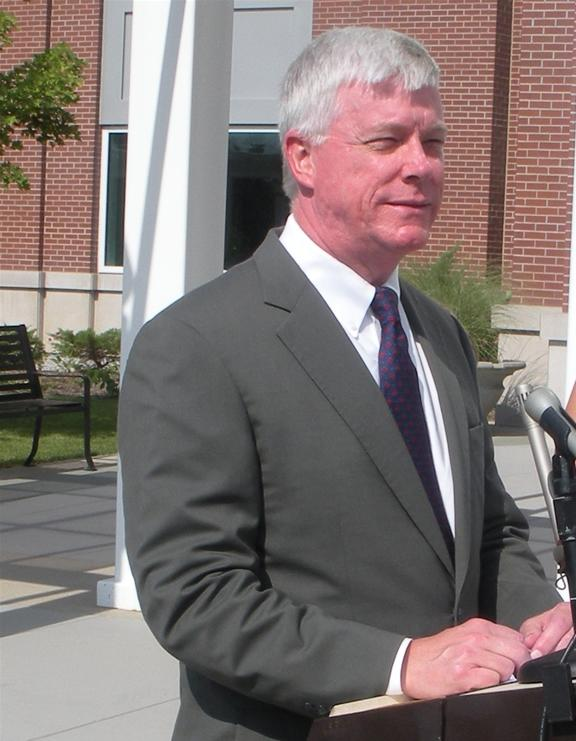 Lt. Governor Peter Kinder (KBIA file photo)
