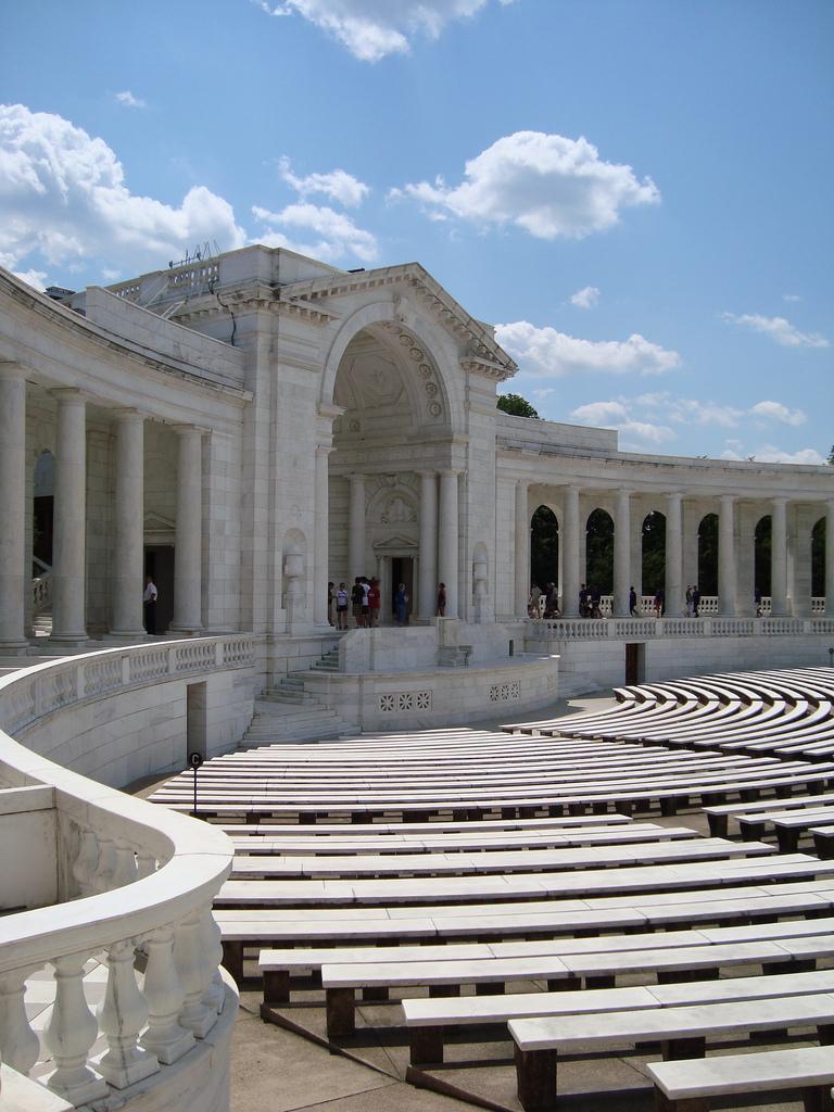Arlington National Cemetary.