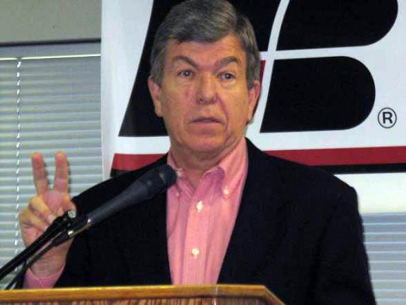 Senator Roy Blunt.