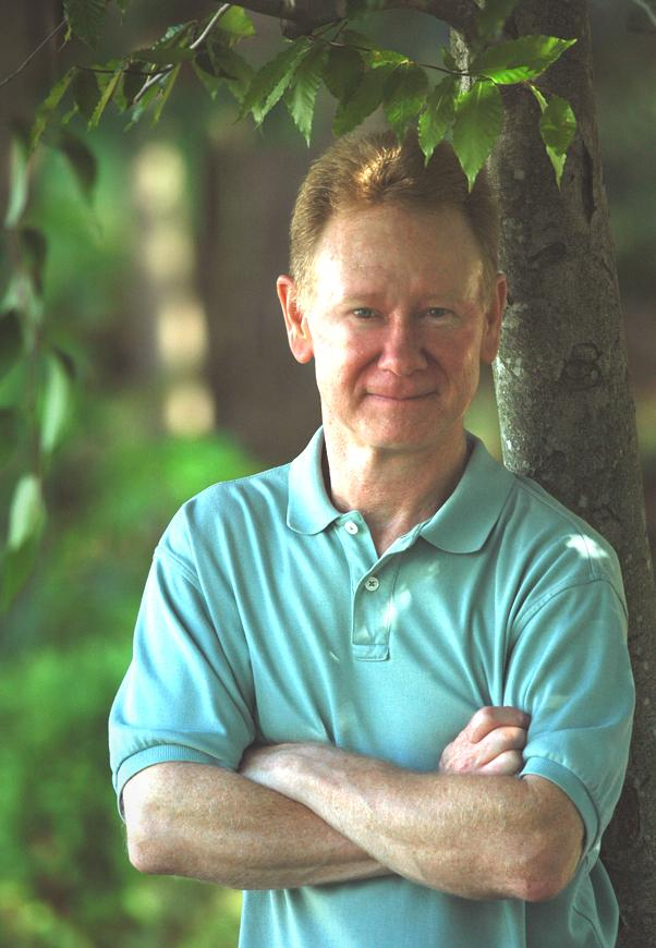 Author Ron Nichols
