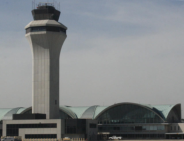 Lambert Airport in St. Louis hopes to reopen terminal C in April.