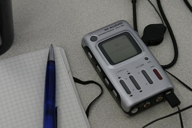 A digital tape recorder