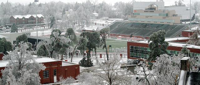 Northwest Missouri State University in Maryville.