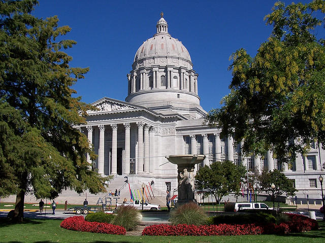 Legislation in the Missouri general assembly requires English to be the sole language on driver's exams.