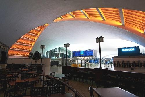 Lambert Airport Main Terminal