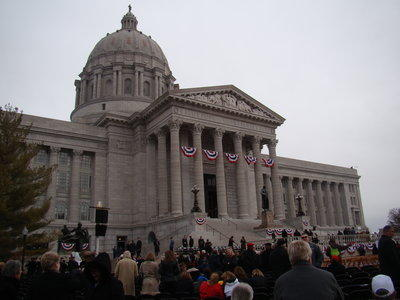 Legislation from Jefferson City attacks Pres. Obama's contraception mandate.