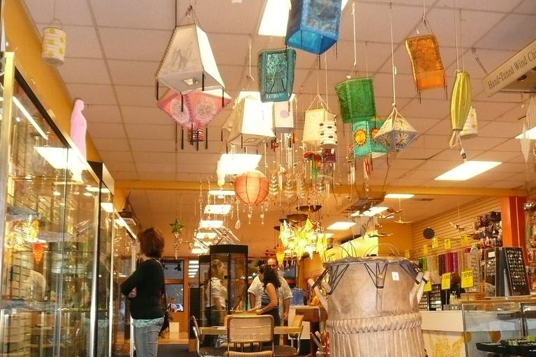 Need an African drum or hanging lampshade? It might be on sale, as Cool Stuff in downtown Columbia prepares to close.