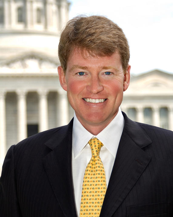 Attorney General Chris Koster, who will prosecute the case.