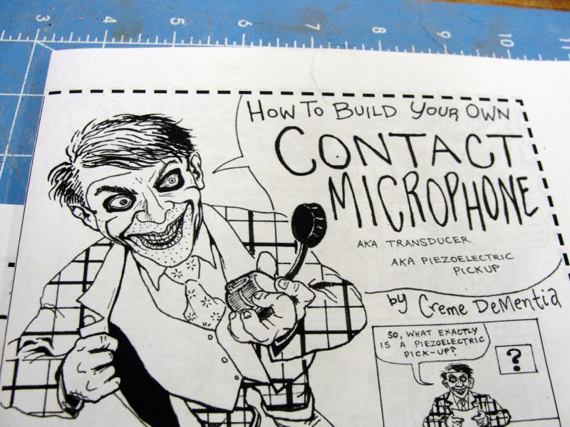 CMKT4 comic