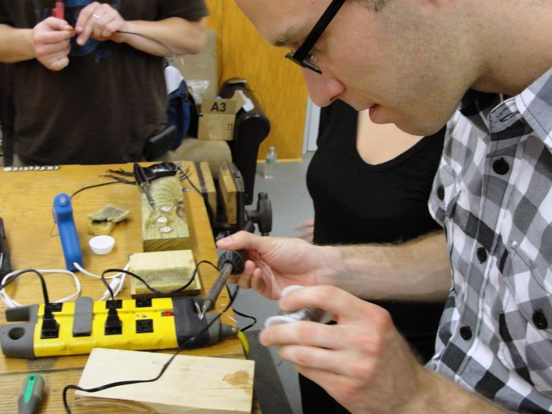 ben daetma soldering