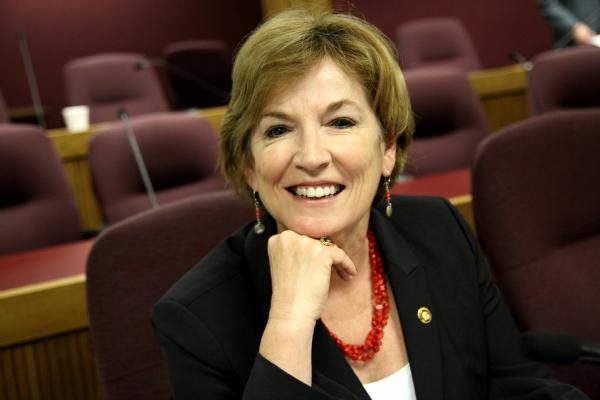 """State Representative Mary Still, Democrat of Columbia, said the ruling was a """"victory."""""""