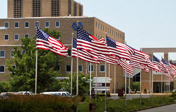 Truman Veterans Memorial Hospital in Columbia