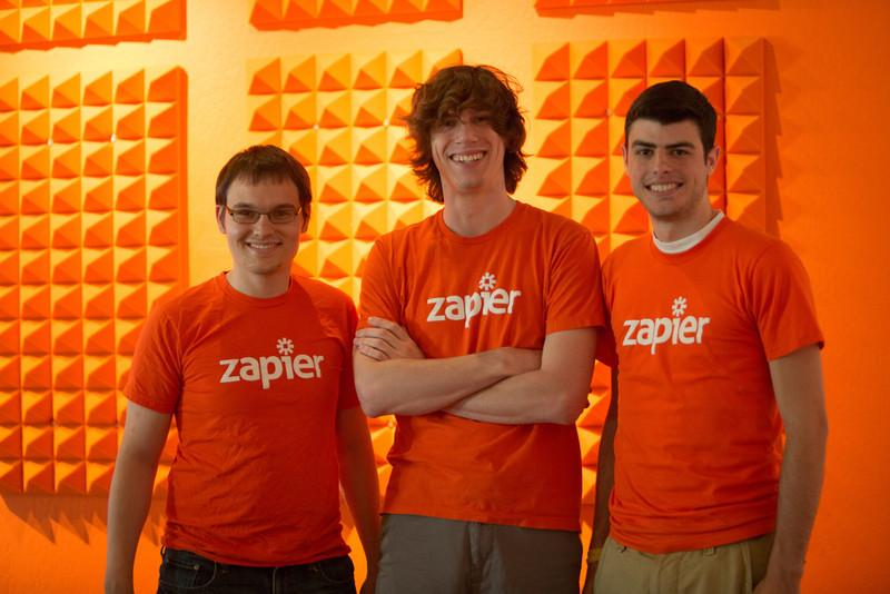 zapier founders