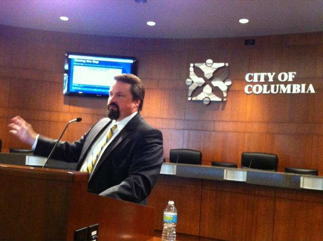 City Manager Mike Matthes
