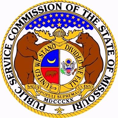 Missouri Public Service Commission Seal