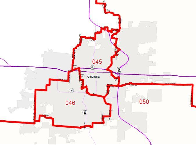 Mid-Missouri's State House districts are different this year, after redistricting following the 2010 census.