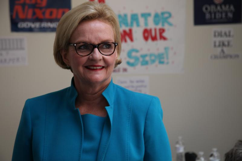 Sen. Claire McCaskill (file photo)