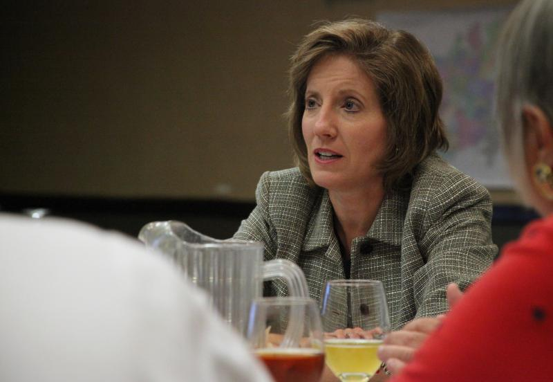 Rep. Vicky Hartzler (R-Mo.) ran away with the most votes to win the GOP bid for her new district on Tuesday's primary.