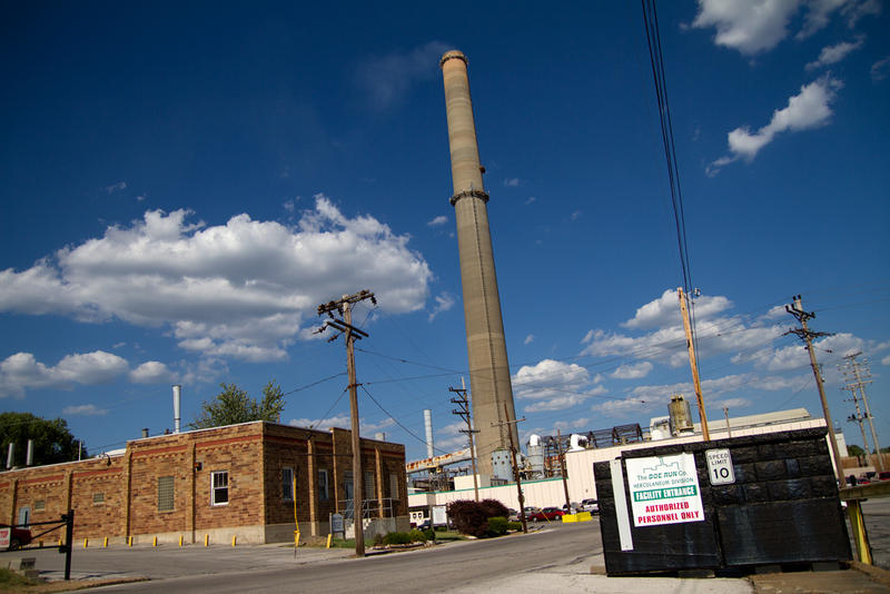 The Doe Run smelter opened in 1892.