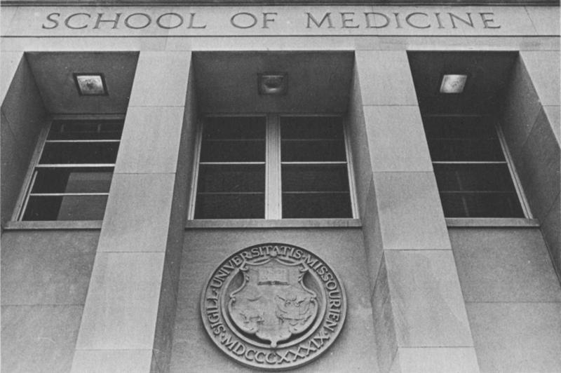 MU's medical school building