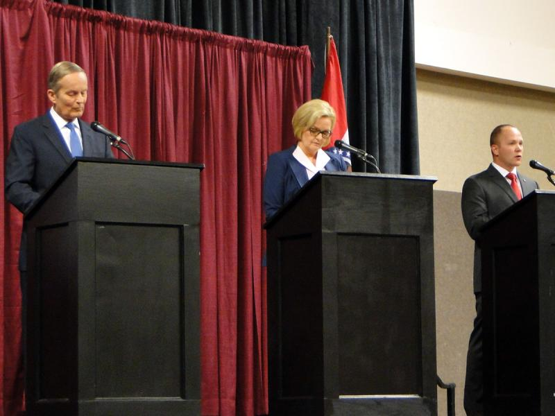 Missouri Senate Debate