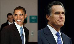 President Barack Obama and Republic Presidential nominee Mitt Romney debated in the first of three debates on the night of October 3rd.