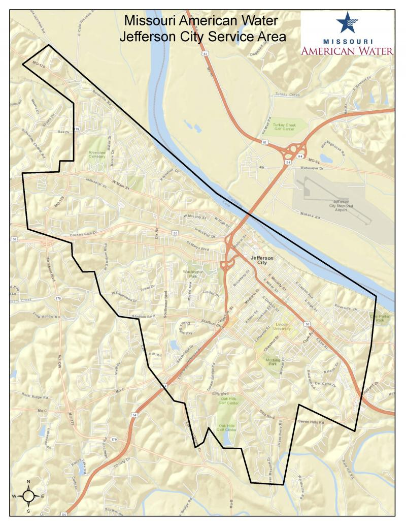 boil water map