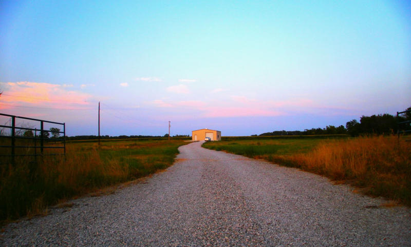 Eighty acres of the Lebo farm is tillable. Trupin paid $1,000 an acre for it.