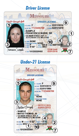 illinois drivers license renewal age 21