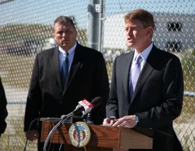 Missouri Attorney General Chris Koster announced that Mamtek CEO Bruce Cole was arrested in California in 2012