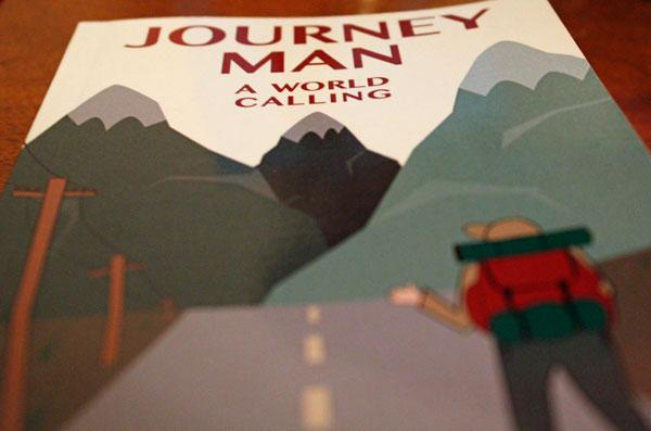 "In his new book ""Journey Man: A World Calling,"" Columbia author William Claassen takes his readers around the globe."