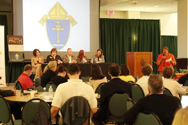 The Archdiocese of St. Louis held a conference Tuesday to equip parishes, schools and other Catholic communicators to spread their faith as part of the New Evangelization.