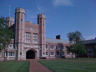 Brookings Hall, Washington University St. Louis