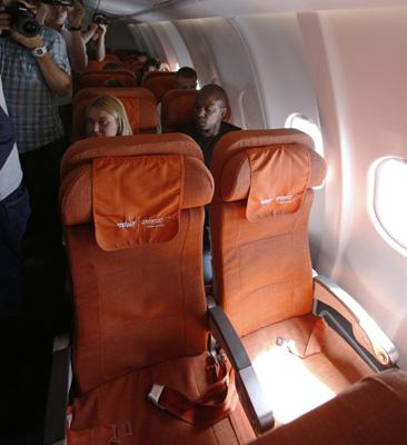 Edward Snowden empty Aeroflot seat