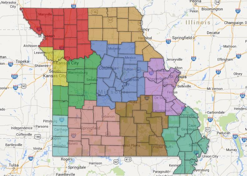 Interactive Obamacare Rates Depend On Where You Live In Missouri