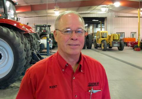 Kent Grosshans' family started selling farm equipment in Central City, Neb., back in 1877. Despite proposed changes to U.S. ethanol policy, Grosshans is optimistic for the coming year's business.