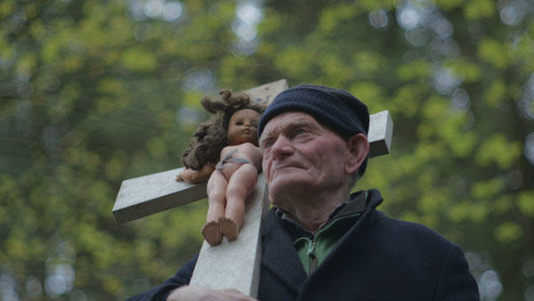 "Mickey McGuigan is one of the main characters in Daniel Vernon's documentary film ""Miraculous Tales,"" which features stories of faith healing and folk healing in Ireland."