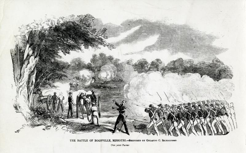 The Battle of Boonville