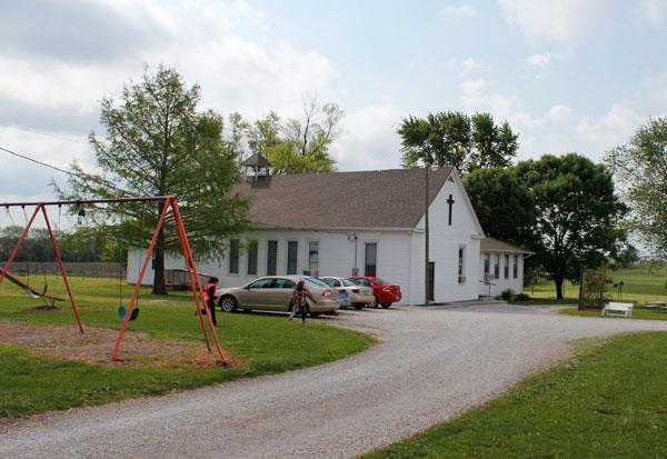 Zion Lutheran School in Lone Elm, Mo., has been around since 1896.