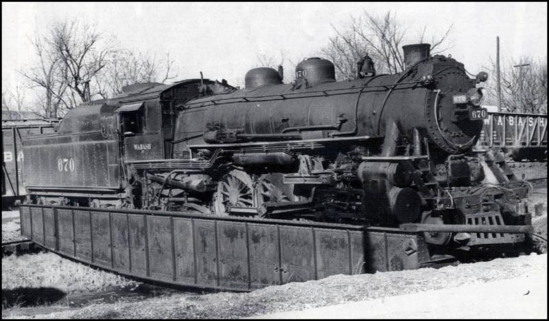 Turntable at Columbia on the Columbia Branch Railroad